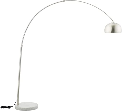 Modway Sunflower Mid-Century Modern Arched Floor Lamp