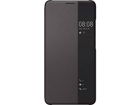 super popolare 18765 1f31c Huawei Mate 10 Pro Flip View Cover, brown - suitable for Mate 10 Pro