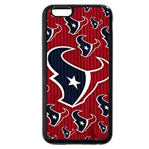 """Customized NFL Series Case for iPhone 6 4.7"""", NFL Team Houston Texans Logo iPhone 6 4.7"""
