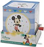 Disney Baby Mickey Mouse Jack-in-the-Box, 6.5