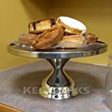 13'' Cake Display Stand, Set of 3 by Winco