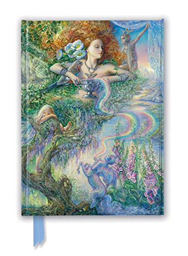 Josephine Wall: The Enchantment (Foiled Journal) (Flame Tree Notebooks)