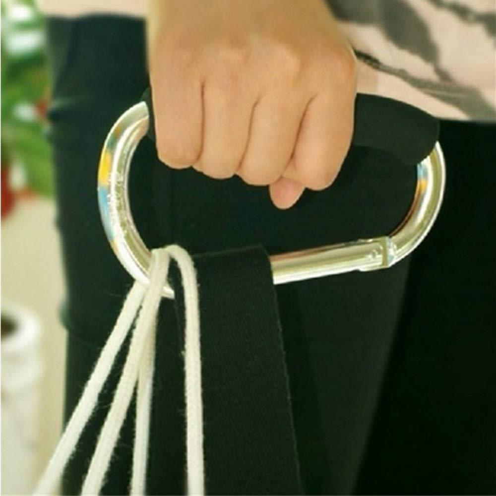 KEKEDA Stroller Hooks,Stroller Hooks Clips Handy Stroller Hook Hook Stroller Accessory Handy Accessory for Hanging Shopping