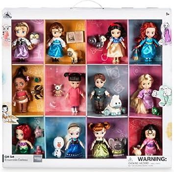 Amazon.es: Disney Animators Collection - Muñecas de Princesa (12 ...