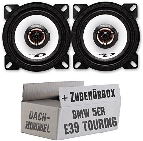 Alpine Sxe 1025s 10cm Koaxsystem Lautsprecher Einbauset Für Bmw 5er E39 Touring Dachhimmel Just Sound Best Choice For Caraudio Navigation