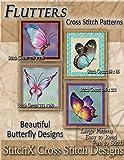 Flutters Cross Stitch Patterns, Tracy Warrington, 1500250074