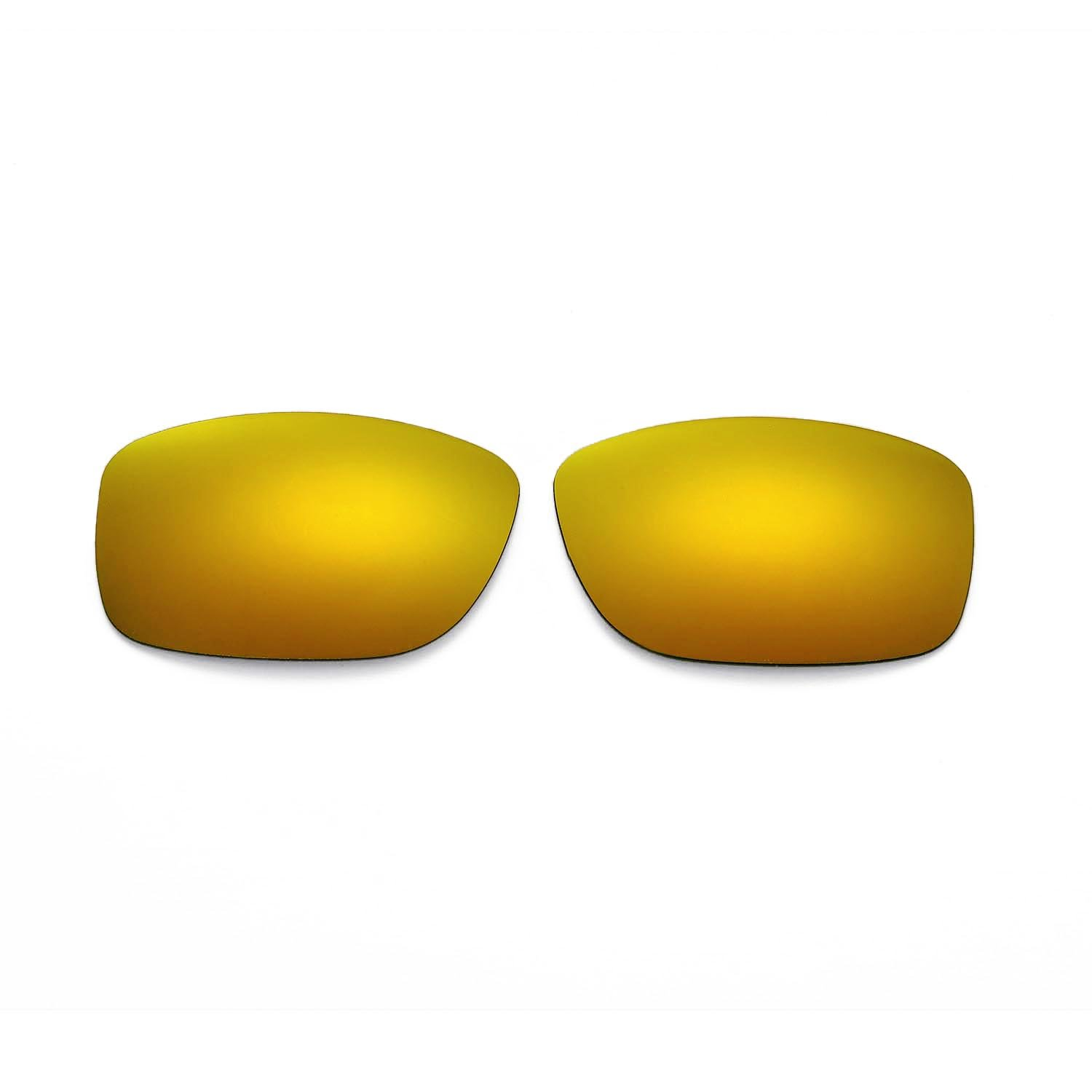 7ffb99b7074 Amazon.com   Walleva Replacement Lenses for Oakley Jupiter Squared  Sunglasses - Multiple Options Available (24K - Polarized)   Sports    Outdoors