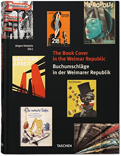 The Book Cover in the Weimar Republic (German Edition) ()