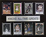 NBA New York Knicks All-Time Greats Plaque