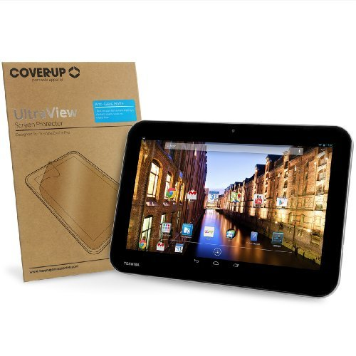 Cover-Up UltraView Toshiba Excite Pro (10.1-inch) Tablet Anti-Glare Matte Screen Protector