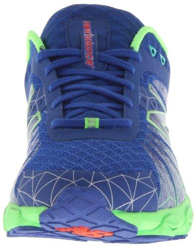 888098143058 - New Balance Men's M890 Running Shoe,Blue/Green,7.5 4E US carousel main 3