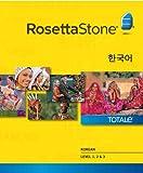 Rosetta Stone Korean Level 1-3 Set [Download]