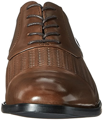 Kenneth Cole New York Hommes Solde Du Billet Oxford Cognac