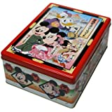 ミッキー&フレンズ 缶入り おせんべい お煎餅 お土産【東京ディズニーリゾート限定】