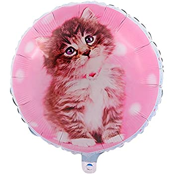 Rachael Hale Glamour Cats Party Supplies - Foil Balloon