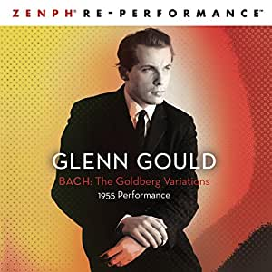 Bach: The Goldberg Variations 1955 Performance - Zenph Re-performance