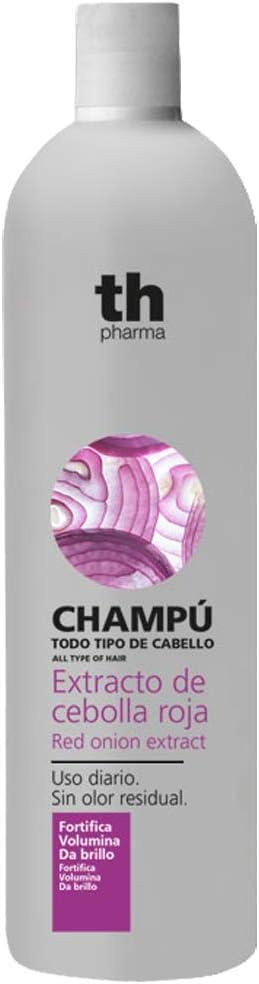 Thader Th Pharma - Champú Extracto de Cebolla Roja 1000 ml