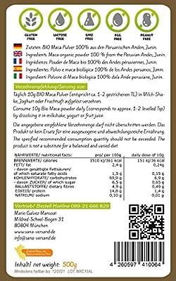 Maca fit 500g puro de la raíz de maca organica, original del Peru es fantástico para estimular los niveles de energía antes del ejercicio Maca andina ...