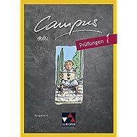 Campus C - neu / Gesamtkurs Latein in drei Bänden: Campus C - neu / Campus C Prüfungen 1 - neu: Gesamtkurs Latein in drei Bänden
