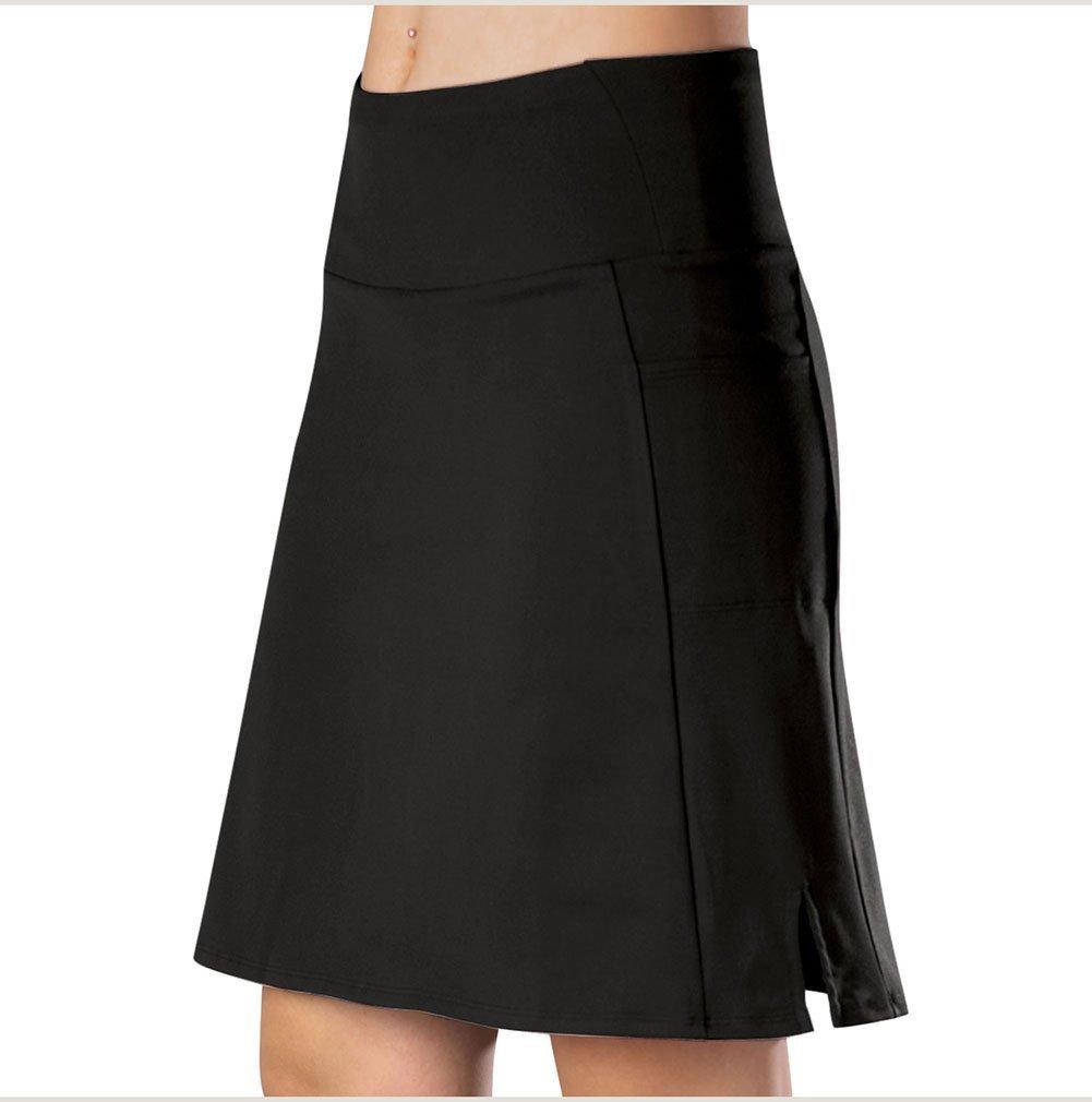 Stonewear Designs Liberty Skort - Women's Black Large
