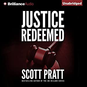 Justice Redeemed Audiobook