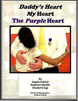 Daddys heart my heart the purple heart kindle edition by angela daddys heart my heart the purple heart by kohout angela murillo fandeluxe Gallery
