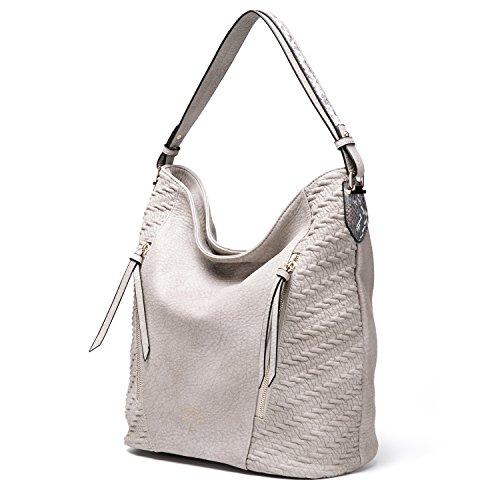 DUSUN Women Handbag PU Leather Shoulder Bags Womens Large Capacity Tote Purses Fashion Top Handle Bag