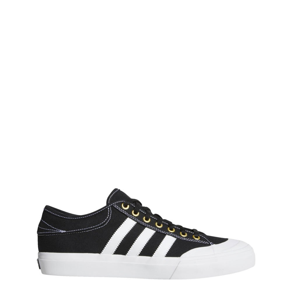 adidas Originals Men's Matchcourt Shoes US9.5 Black