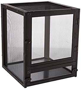Zoo Med Labs Nano Breeze Aluminium Screen Cage