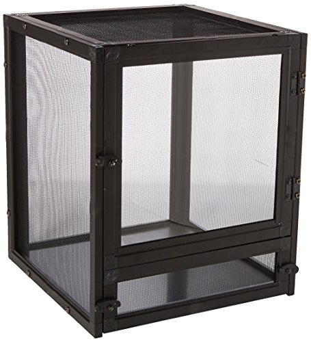 Zoo Med Labs Nano Breeze Alumuninum Screen Cage