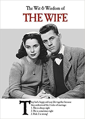The wit and wisdom of wife from the bestselling greetings cards the wit and wisdom of wife from the bestselling greetings cards emotional rescue amazon emotional rescue 9781787411661 books m4hsunfo