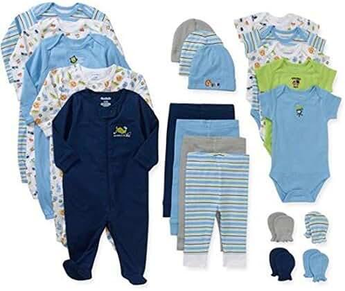 Garanimals Newborn Boy 21-pc Layette Set (0-3 Months)