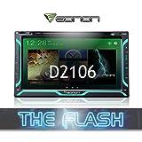 Eonon D2106 *NEW INTERFACE & REACTIVE LIGHTING* - Universal 2DIN 6.95