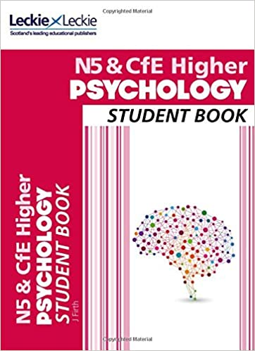 National 5 & CfE Higher Psychology Student Book (Student Book)