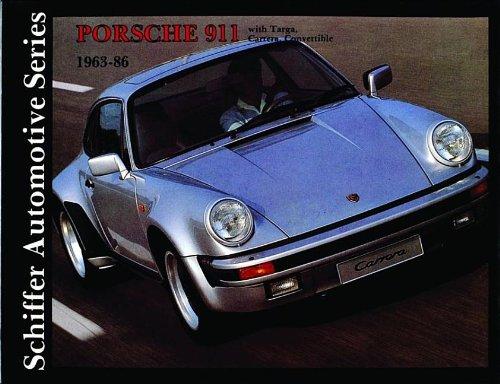 Porsche 911 1963-1986: (Schiffer Automotive) pdf epub