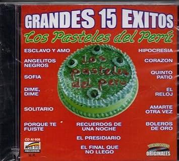 ARCOI RIS RECORDS - Los Pasteles Verdes De Peru Grandes 15 Exitos - Amazon.com Music