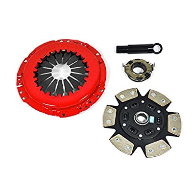 EFT STAGE 3 CLUTCH KIT FOR TOYOTA COROLLA ALL-TRAC 4AFE MR-2 SUPERCHARGED 4AGZE 1.6L: Automotive