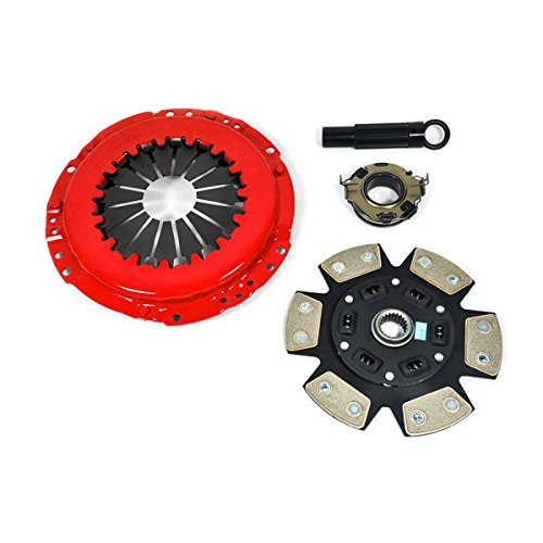 EFT STAGE 3 CLUTCH KIT TOYOTA COROLLA ALL-TRAC 4AFE MR-2 SUPERCHARGED 4AGZE 1.6L