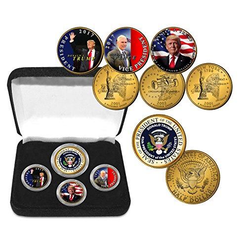 American Presidents Dollar Coin - 7