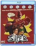 DVD : Super (Blu-ray Special Edition with Exclusive Bonus Features DVD)