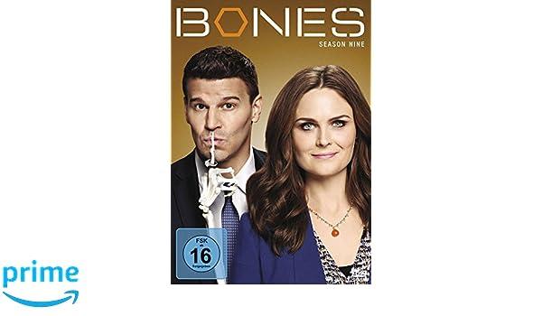 Bones - Season Nine [DVD]: Amazon.es: Emily Deschanel, David Boreanaz, Michaela Conlin, Eric Millegan, T. J. Thyne, Jonathan Adams, Tamara Taylor, ...