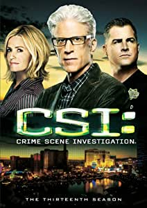 Csi: Crime Scene Investigation - Thirteenth Season [Import]