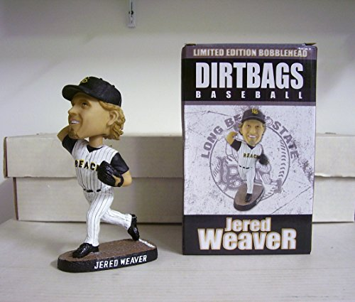 Jared Weaver Long Beach State Dirtbags Baseball SGA - 05/19/12 Bobblehead by Bobbleheads