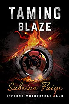 Taming Blaze by Sabrina Paige