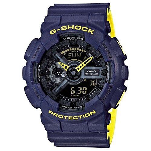 neon blue watch - 4