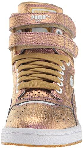 Puma Sky II Hi Holo Jr Piel Zapatillas