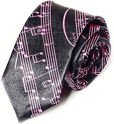 Hemotrade Moda Nota patrón Corbatas Corbatas para los Hombres ...