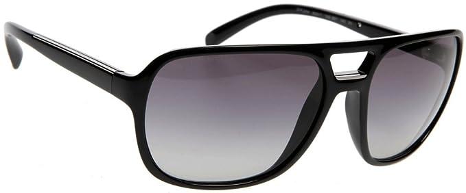 Prada Gafas de sol Para Hombre 25M/S - 1AB-3M1: Negro ...