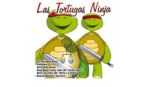 Las Tortugas Ninja by Various artists on Amazon Music ...