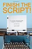 Finish the Script!, Scott King, 1492820865